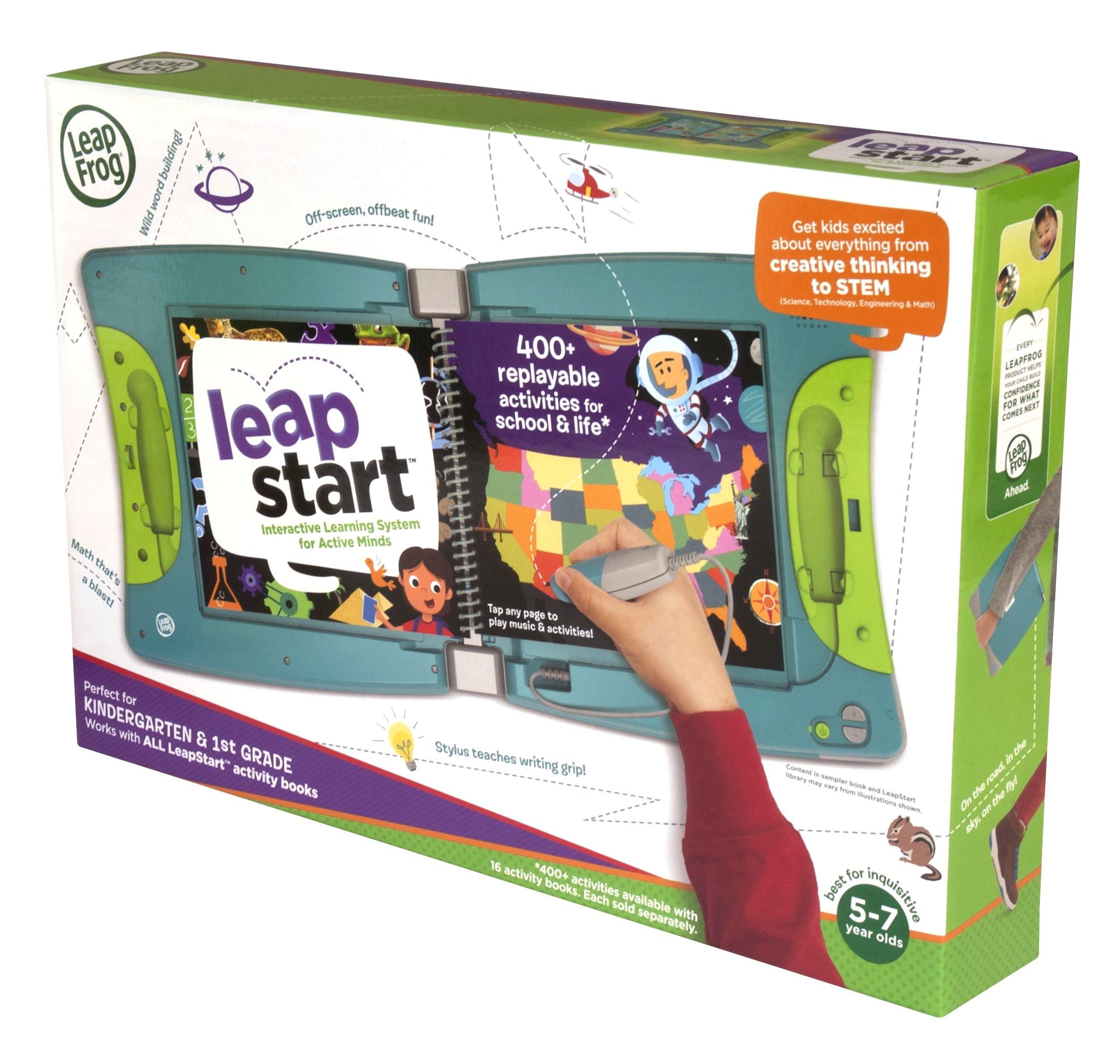LeapFrog LeapStart Interactive Learning System for Kindergarten & 1st Grade by LeapFrog (Image #10)