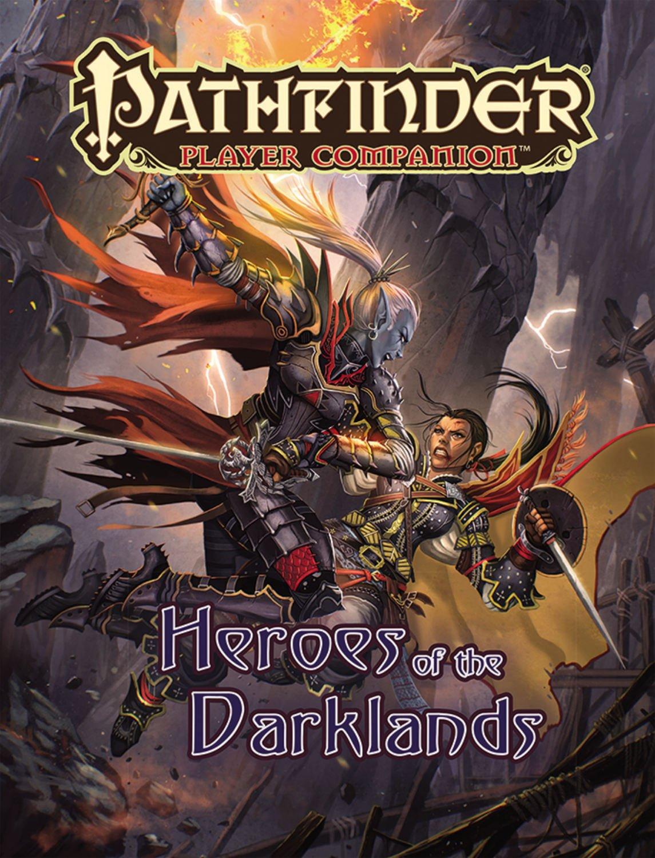Download Pathfinder Player Companion: Heroes of the Darklands pdf