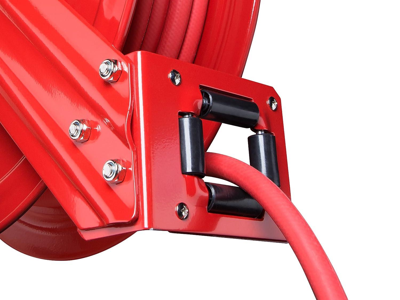 TEKTON 46845 D/évidoir /à enroulement automatique pour tuyau /à air /Ø int 3//8 x 50/pieds