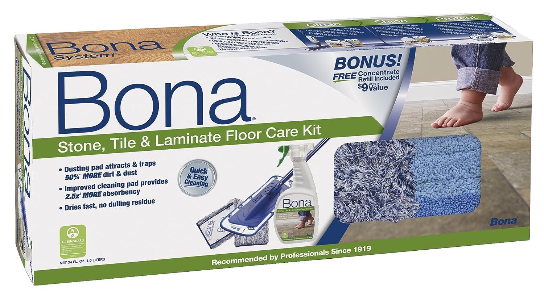 Amazon bona kemi usa stonetile floor system home kitchen dailygadgetfo Gallery