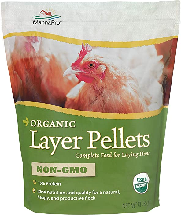 Top 10 Rganic Ochicken Food For Laying Hens