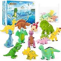 GizmoVine Juguete de Baño Juguetes Animales de Dinosaurios