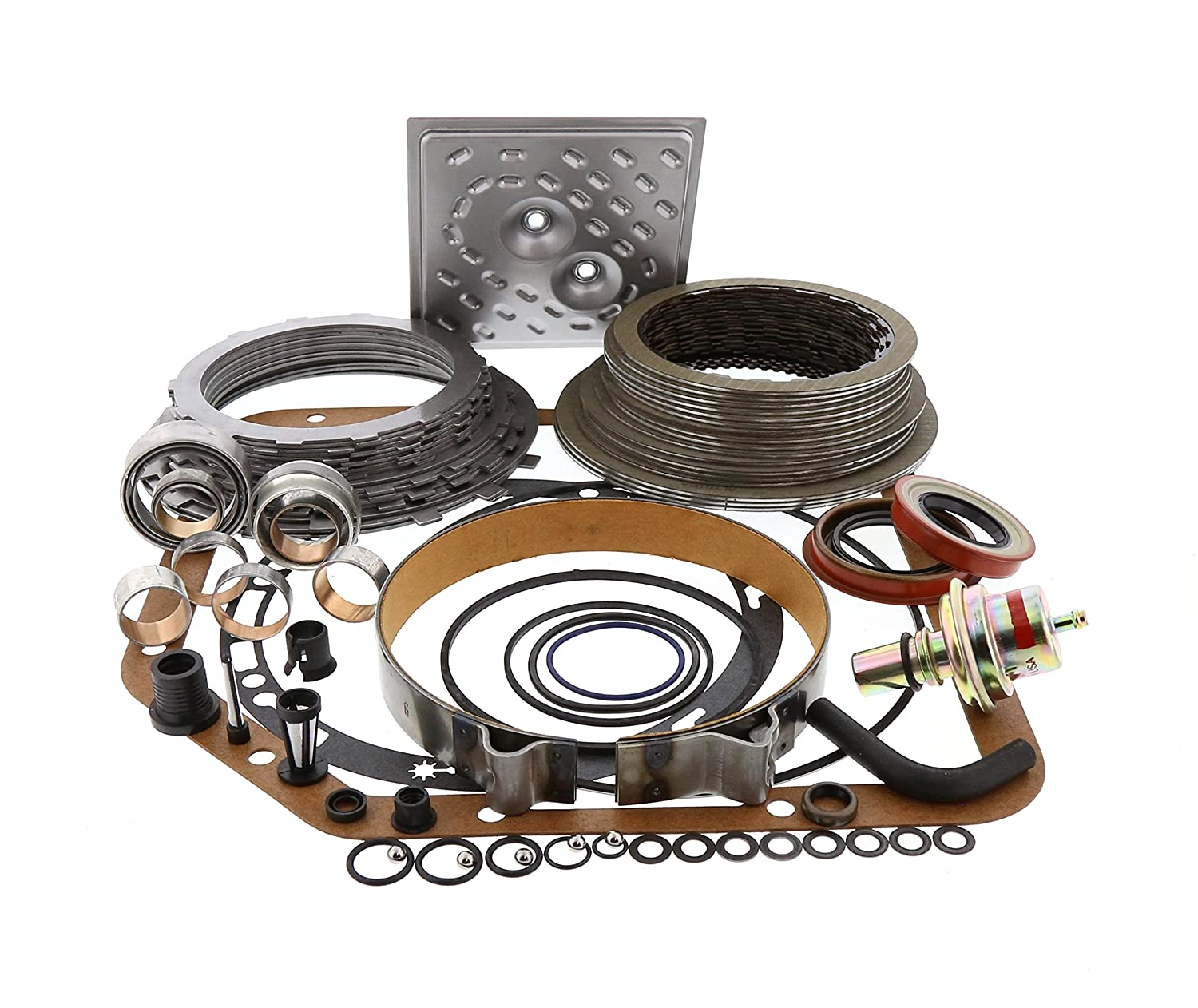 TH350 Alto Transmission Deluxe Rebuild Kit Transparts Warehouse