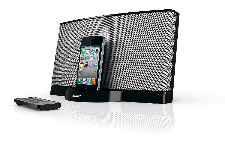 Silver Bose SoundDock Series II 30-Pin iPod//iPhone Speaker Dock