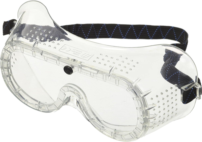 Ferko F-142/40 - Gafa máscara panorámica incolora aireada