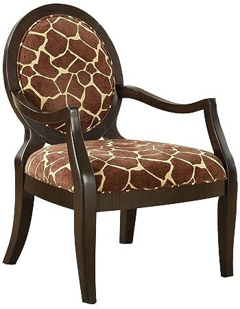 WILLIAMS HOME Furnishing Giraffe Occasional Chair