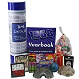 1968 Time Capsule - 50th Birthday Gift for Men or