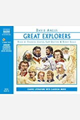 Great Explorers Audio CD