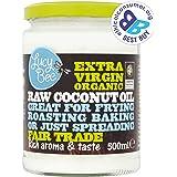 Lucy Bee Extra Virgin Fair Trade Organic Raw Coconut Oil 500ml