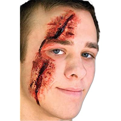 Halloween FX Slashed Eye Prosthetic : Childrens Play Makeup : Beauty