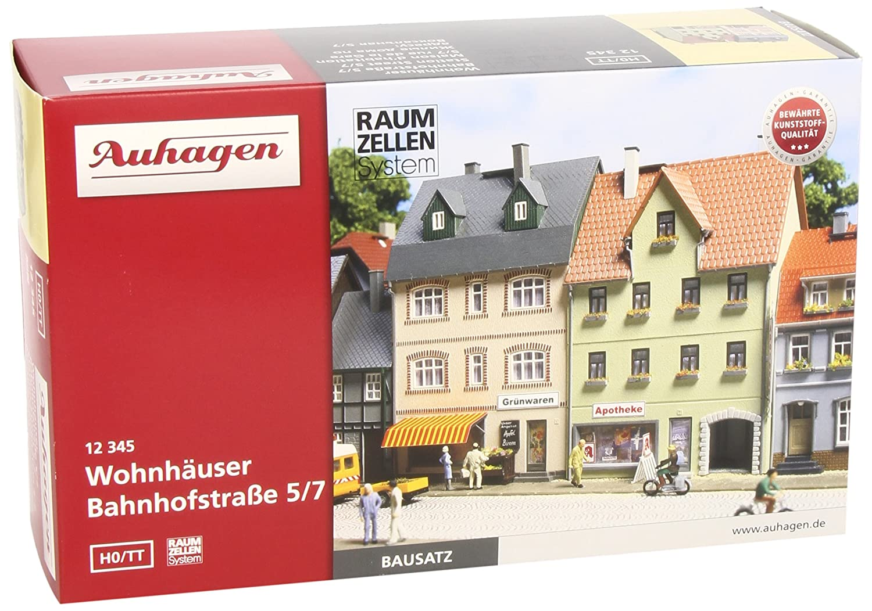 Edificio para modelismo ferroviario Auhagen