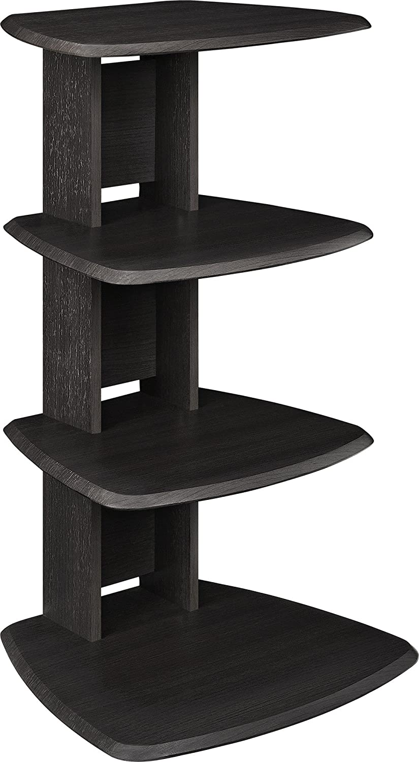 Ameriwood Home Galaxy Audio Stand, Espresso Dorel Home Furnishings 1504096