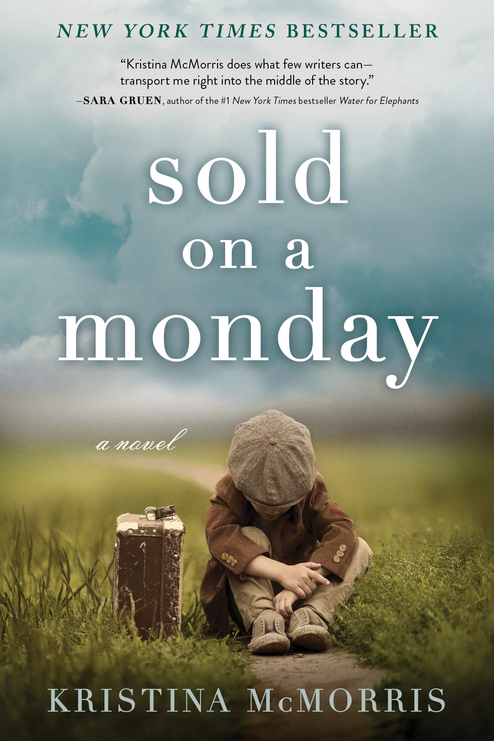 Sold on a Monday: A Novel: McMorris, Kristina: 0760789270895: Amazon.com:  Books