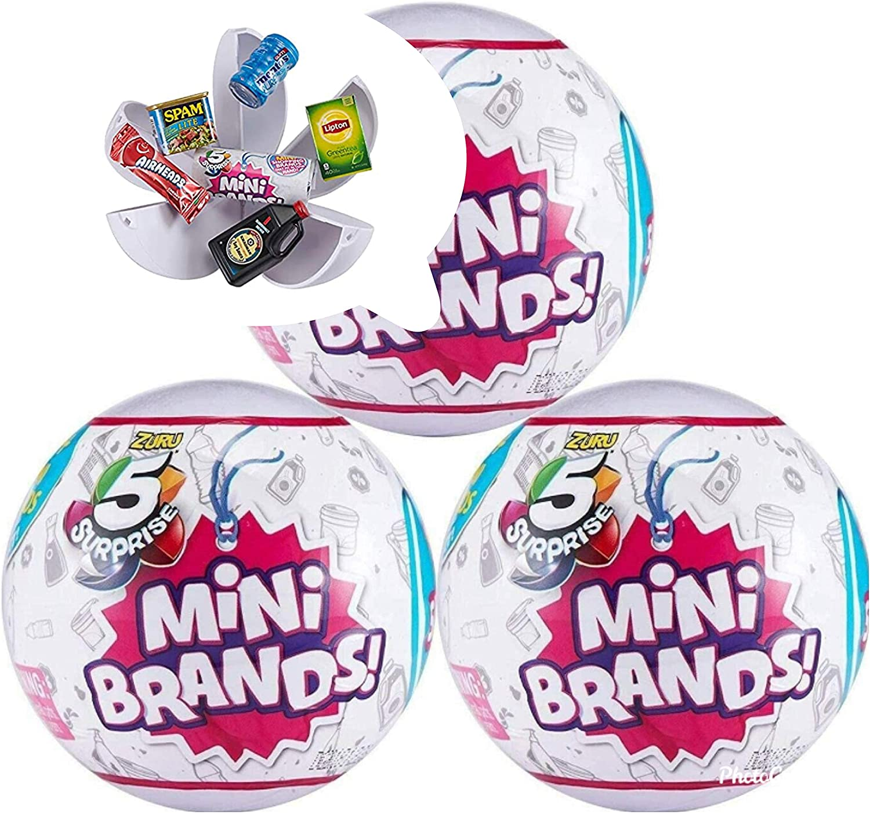 Mini Brands Toys
