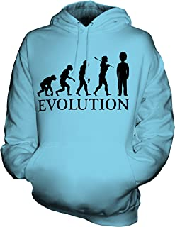Candymix - Royal Guard Evolution of Man - Unisex Hoodie Mens Ladies Hooded Sweater