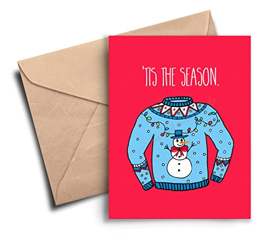 Amazon christmas card funny seasons greetings card funny christmas card funny seasons greetings card funny holiday card dad best friend m4hsunfo