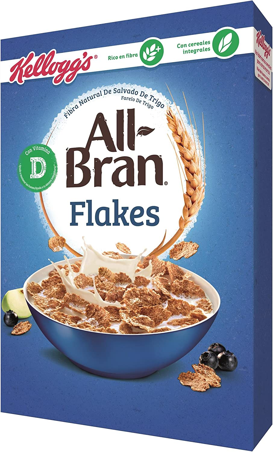 All-Bran Flakes 500G: Amazon.es: Alimentación y bebidas