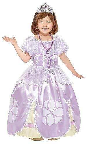 ディズニー ちいさなプリンセス ソフィア ソフィア キッズコスチューム 女の子 100cm-120cm 95645S