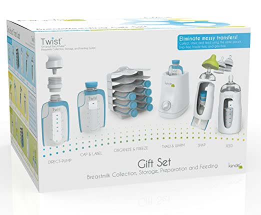 Twist Breastfeeding Gift Set