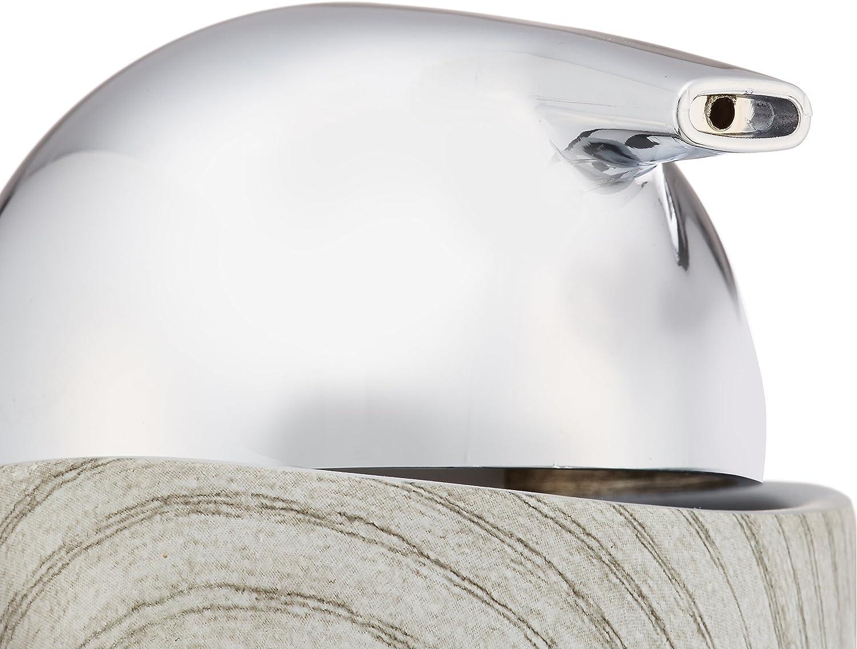 WENKO Bad-Accessoire 3-tlg.Tundra Polyresin Kunststoff elegante Holzoptik