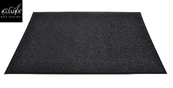 Rubber Door Mats   Allure Machine Washable Slim Heavy Duty Non Slip Flexi  Doormat For Inside