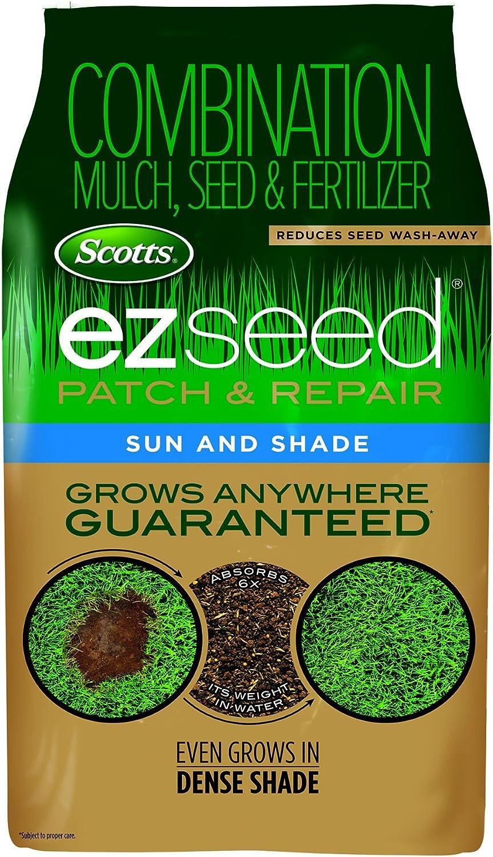 Scotts 17540 EZ Seed Sun Shade Fertilizer 10 lb (4 Pack)