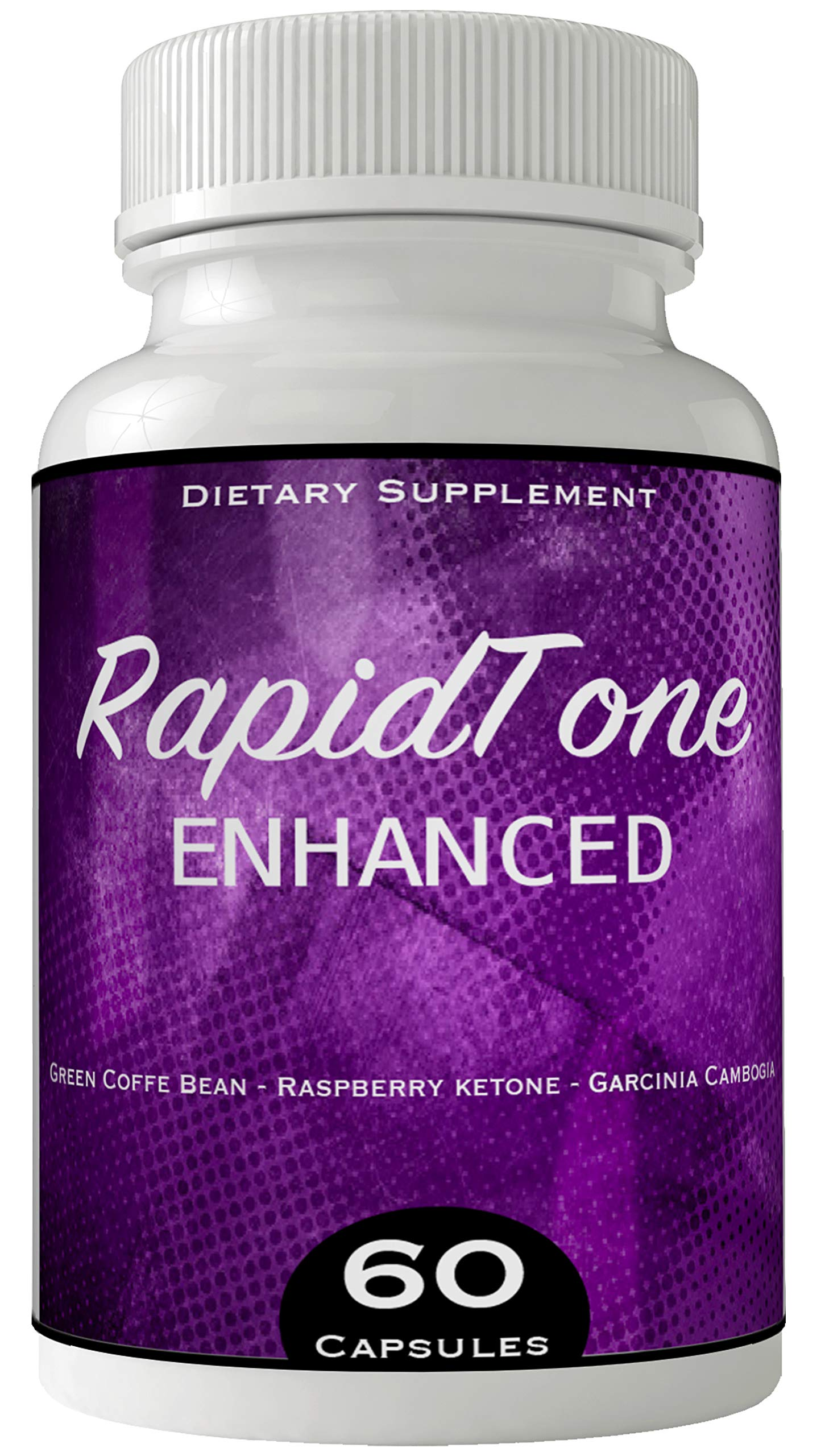 Rapid Tone Enhanced Rapid Tone Weight Loss Supplement - Weightloss Lean Fat Burner | Advanced Thermogenic Rapid Fat Loss Pills for Women and Men
