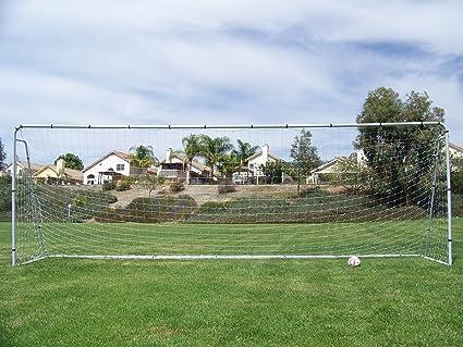 6 Feet Wide Trademark Innovations Portable Trainer Soccer Goals