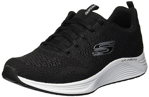 sports shoes 8315e 69f8c Skechers 13043 Blk Black Nero Scarpe Donna Air-Cooled Memory Foam