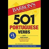 501 Portuguese Verbs (Barron's 501 Verbs)