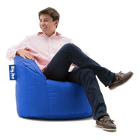 Big Joe Lumin SmartMax Fabric Chair Blue Sapphire