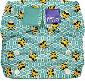 Bambino Mio, miosolo All-in-one Cloth Nappy, Bumble