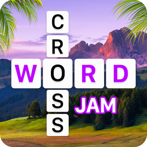 Crossword Jam (English Type Senior)