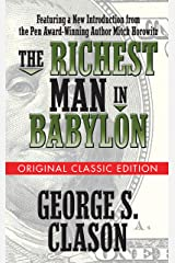 The Richest Man in Babylon (Original Classic Edition) Kindle Edition