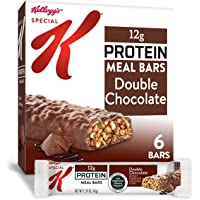 Kellogg's Special K Double Chocolate Protein Meal Bars - Office Lunch, Meal Replacement (Pack of 3 - 18 Count)