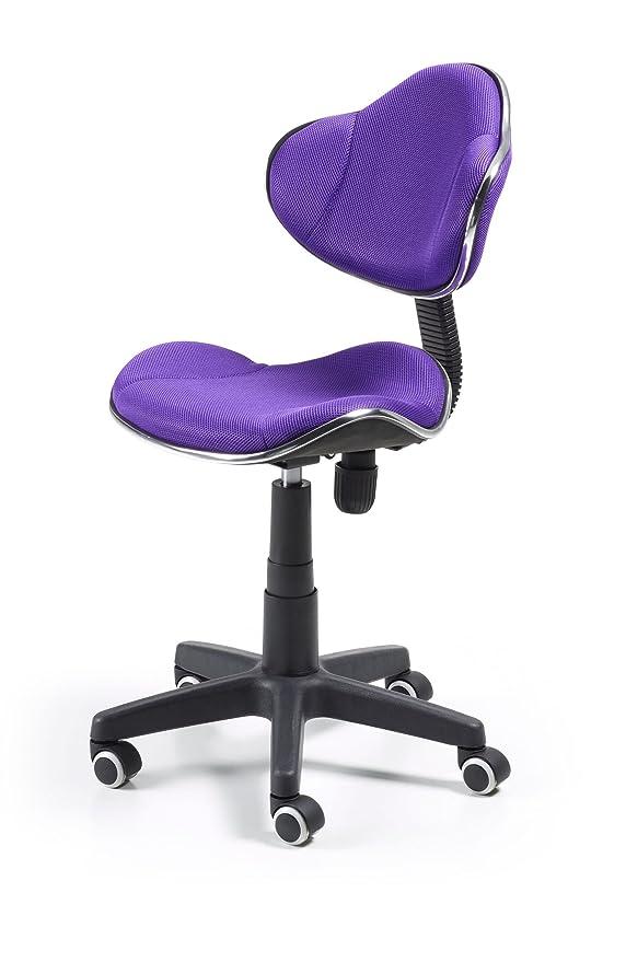 purple office chair. Purple Office Chair E