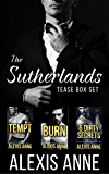 The Sutherlands: A Tease Series Box Set