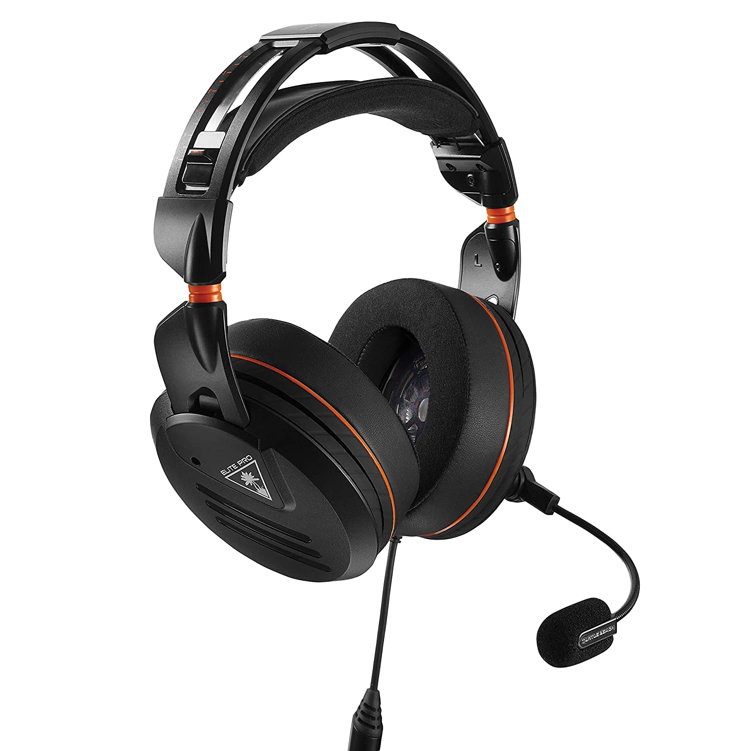 Turtle Beach - Elite Pro Tactical Audio Controller - DTS Headphone:X 7.1 Surround Sound and Superhuman Hearing - Tournament Gaming - Xbox One, PS4 and PC - Tactical Audio Controller Edition Turtle Beach (via S2G) TBS-0111-01