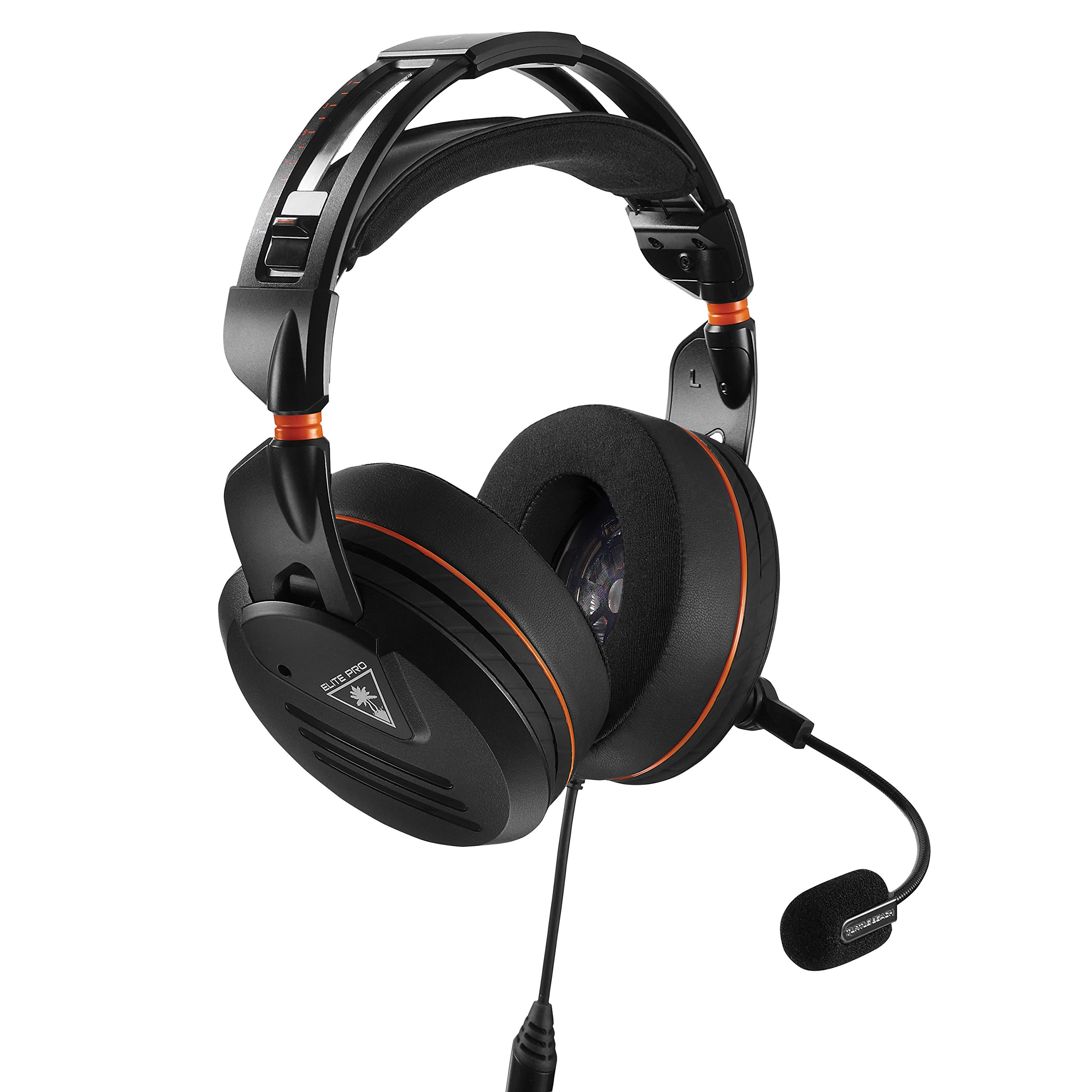 Turtle Beach Elite Pro Tournament Gaming Headset - ComforTec Fit System and TruSpeak Technology -Xbox One, PS4, PC and Mobile Gaming - Xbox One by Turtle Beach
