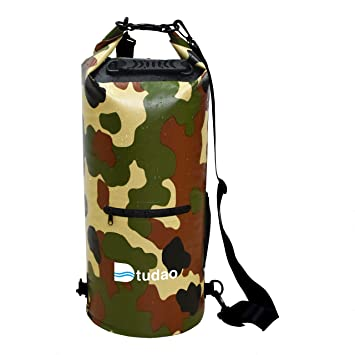 Resistente al agua bolsa seca, leadfas ligero mochila Roll Top mochila grande seco Sackpack para