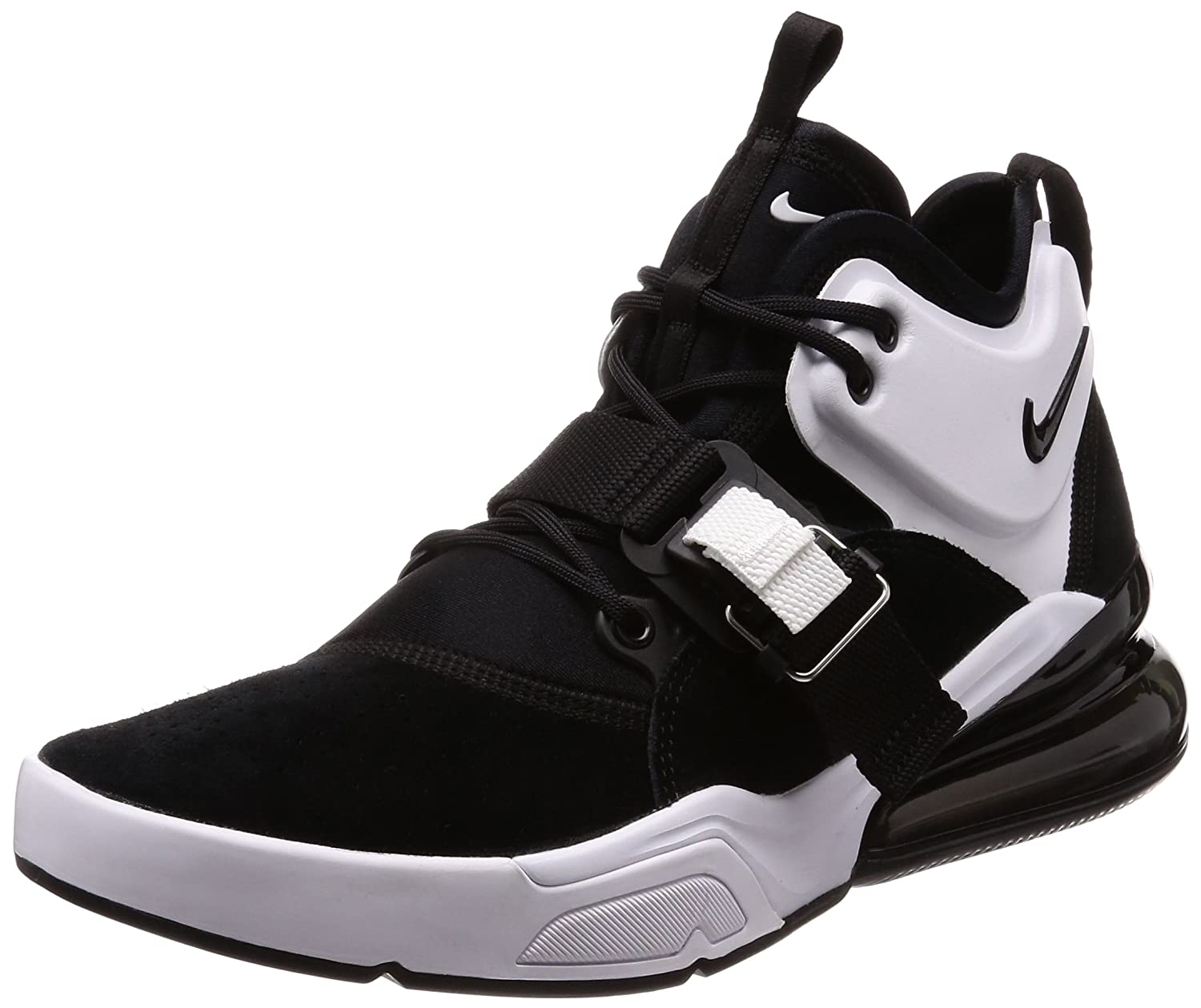 best sneakers 857c6 afacf Nike Air Force 270 Mens Hi Top Trainers