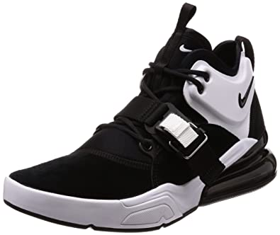6a131823cc Amazon.com | Nike Air Force 270 Mens Hi Top Trainers | Basketball