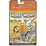 Melissa & Doug On The Go Water Wow! Water-Reveal Activity Pad - Safari