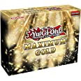 Yu-Gi-Oh! Cards: Maximum Gold Box, Multicolor (083717851066)