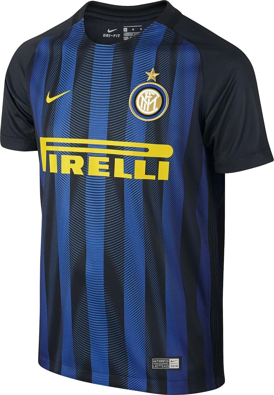 Nike Inter de Milán Yth Ss Hm Stadium Jsy - Camiseta de ...