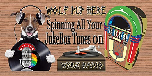Dozili Wolf Pup Spinning All Your Juke Box Tunes - Placa de ...