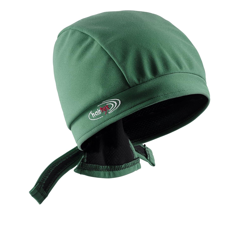 Prot/ège efficacement contre les odeurs Convient /à toutes les coiffures et longueurs de cheveux Bonnet d/étable avec rubans