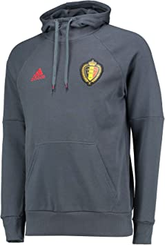 adidas Veste à Capuche RBFA Belgique pour Homme 3XL Boonix