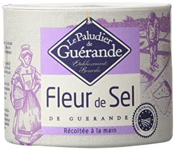 Amazon Com The French Farm Fleur De Sel De Guerande French