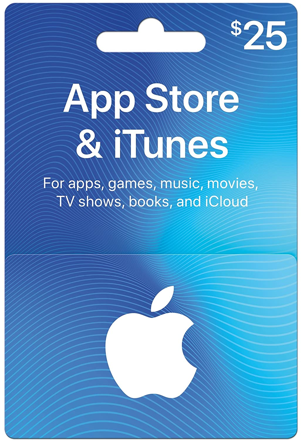 App Store & iTunes Gift Cards - Design May Vary Apple iTunes